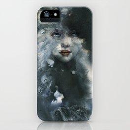 Storm Spirit iPhone Case