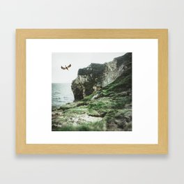 Long Way To Go Framed Art Print