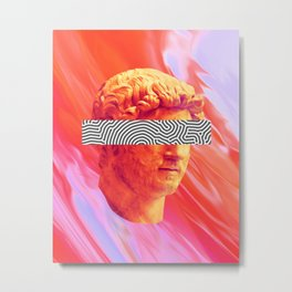 Kavinsky Metal Print