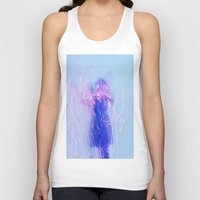 the lights Tank Tops featuring Lights by Raego
