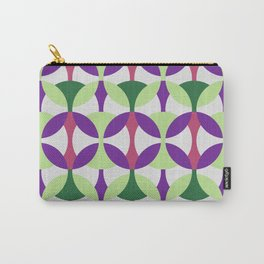 SEVENTIES PATTERN  Carry-All Pouch