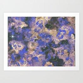 Magic Sky Art Print