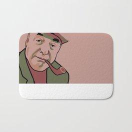 Pablo Neruda Bath Mat