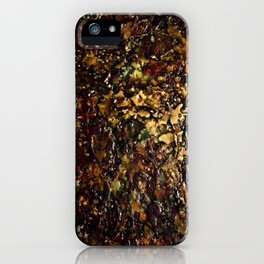 Encaustic Series - Mosaic iPhone Case
