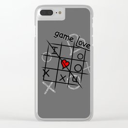 GameLover Clear iPhone Case