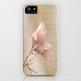 Artistic Expressions by KJ DeWaal presents Tranquil iPhone Case