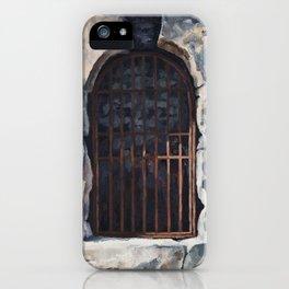 Ancient Door iPhone Case