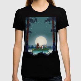 Bear and Fox T-shirt