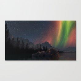 True North Canvas Print