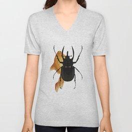 Beetle Juice Unisex V-Neck