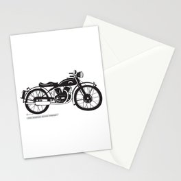 48 Vincent Black Shadow Stationery Cards