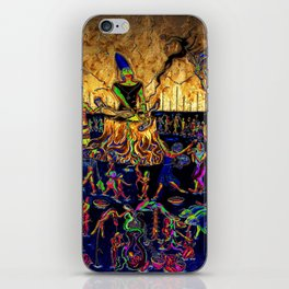 dg.23 iPhone Skin