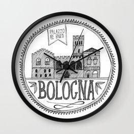Palazzo Re Enzi, Bologna Wall Clock