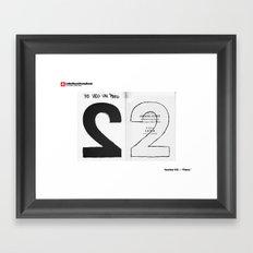 #18 — Patos Framed Art Print