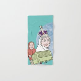 E.T. Phone Home Hand & Bath Towel