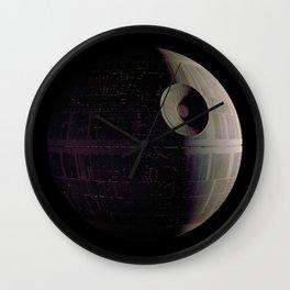 That's no Moon... Wall Clock