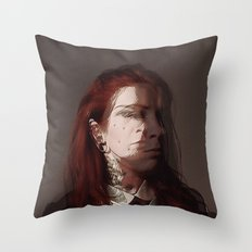 Stoïque Throw Pillow