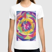 acid T-shirts featuring Acid Blossom by Eleaxart