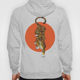 The Traditional Tiger Hoody