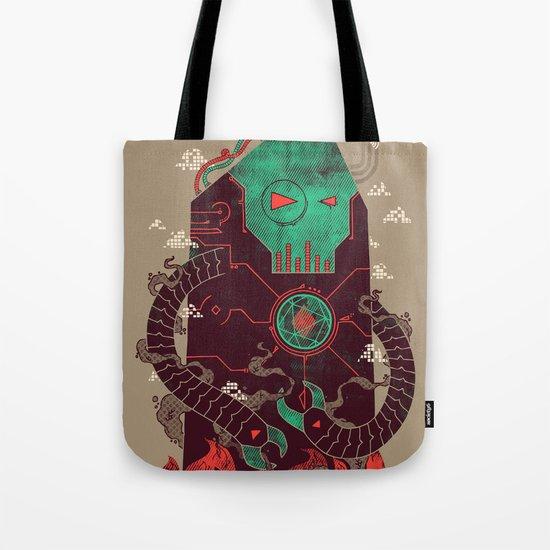 Operate, Annihilate Tote Bag
