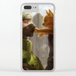 Naruto Clear iPhone Case