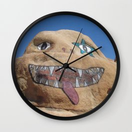 Rock Star Wall Clock
