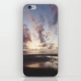 Sunrise over the Beach iPhone Skin