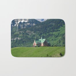 Prince of Wales Hotel in Waterton Lake Park Bath Mat