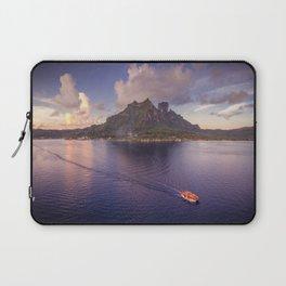 Māuruuru Roa, Bora Bora Laptop Sleeve