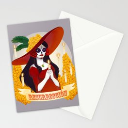 La Catrina: Resurreccion Stationery Cards