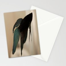 Betta Fish Stationery Cards