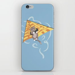 Hang (glide) in There iPhone Skin