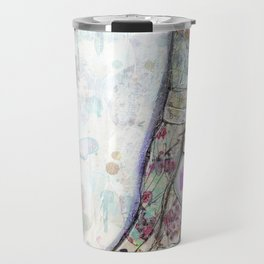 Butterfly Crown by Jane Davenport Travel Mug
