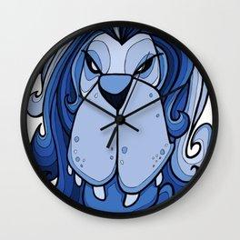Lion - Little Boy Blue Wall Clock