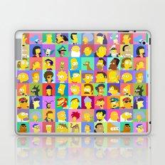 Simpsons Laptop & iPad Skin