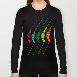 PentaGun Long Sleeve T-shirt