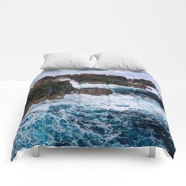 Ocean Power Comforters
