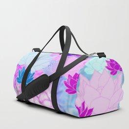 Lotus Color Bomb Duffle Bag