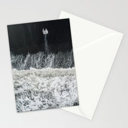 Mother Earth and her Child Stationery Cards