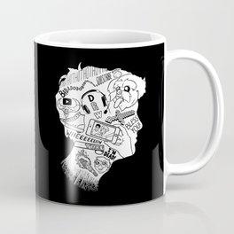 Toby Turner Light Silhouette Coffee Mug