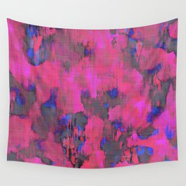 Lysergic Pink Wall Tapestry