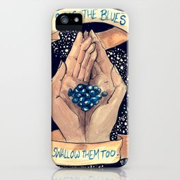 Just Off The Key of Reason iPhone Case