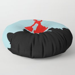 Mary Poppins  Floor Pillow