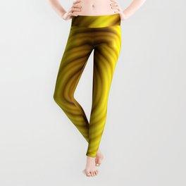 Golden leggings Leggings