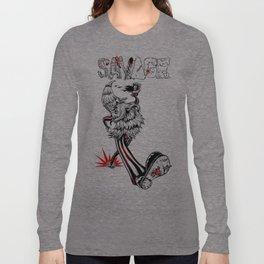 Treebird Long Sleeve T-shirt