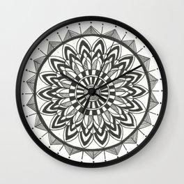 Zehra Mandala Wall Clock