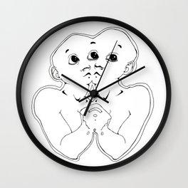 The Clones Wall Clock