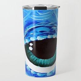 Wind dragon Travel Mug