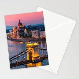 BUDAPEST 02 Stationery Cards