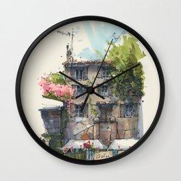 Cours Gambetta, Cotignac Wall Clock